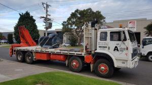 Crane Hire Melbourne | Crane Services Ringwood | A-Grade